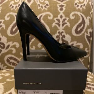 Vince Camuto Point Toe Pumps - Brand New 8.5